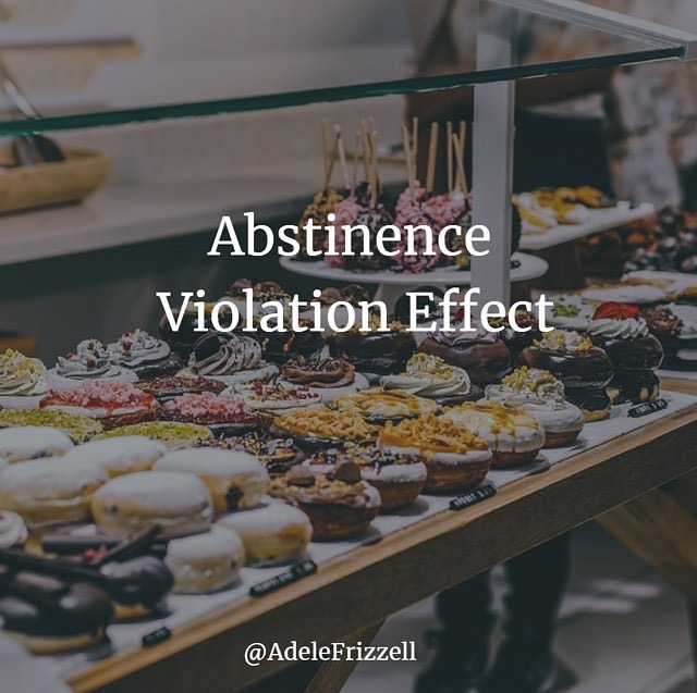 Abstinence Violation Effect