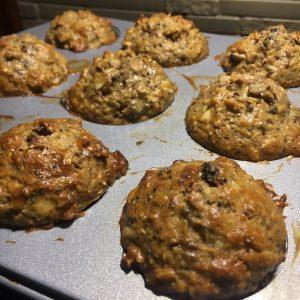 Nut Seed Bites: Mini-muffin Recipe