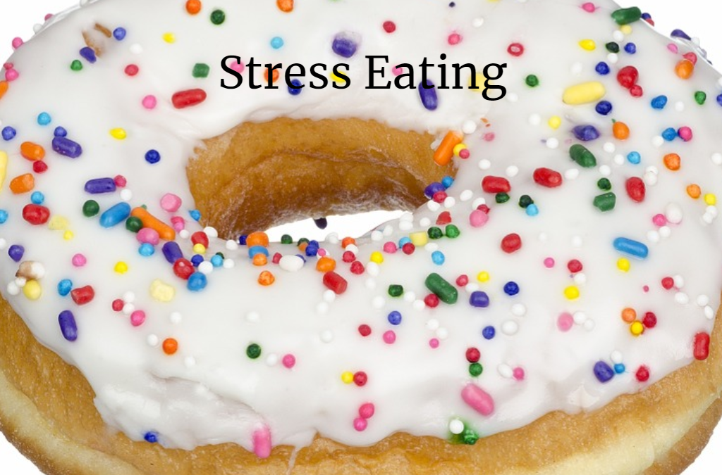 My Breakdown and Breakthrough with Stress Eating