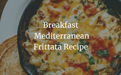 Breakfast Recipe: Mediterranean Frittata